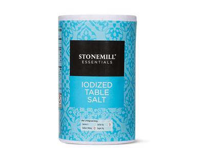 Stonemill Iodized Table Salt