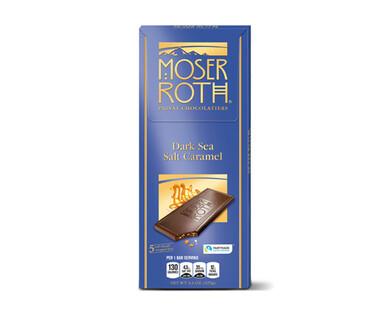 Moser Roth Dark Sea Salt Caramel