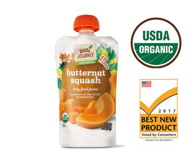 Little Journey Organic Butternut Squash Puree