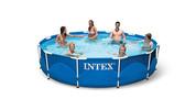 "Intex 12' W x 30"" D Above Ground Pool"