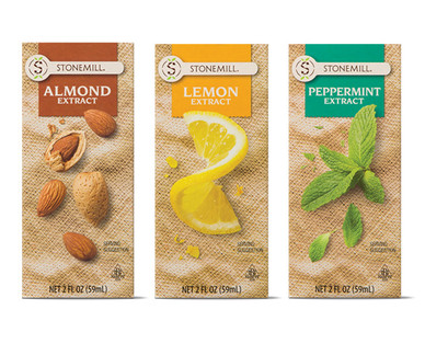 Stonemill  Pure Extracts Assorted Flavors