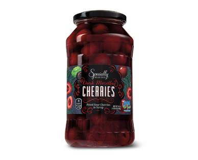 Specially Selected Dark Morello Cherries
