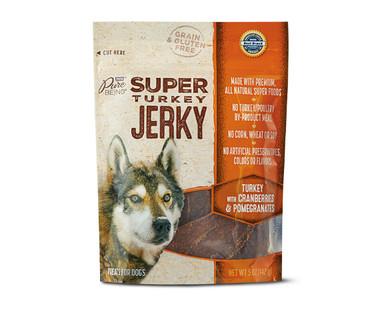 Pure Being Super Jerky - Turkey
