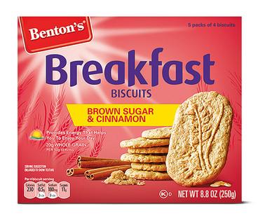 Benton's Brown Sugar & Cinnamon Breakfast Biscuits