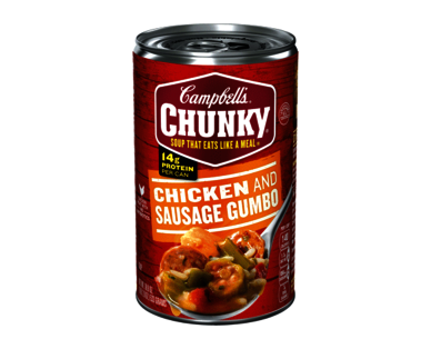 Campbell's Chunky Chicken Gumbo