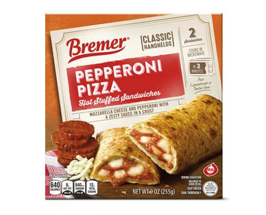 Bremer Stuffed Sandwiches Pepperoni