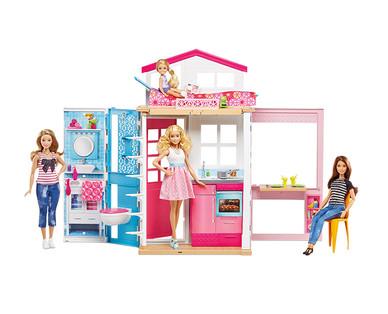 Mattel Hot Wheels Garage or Barbie House View 3