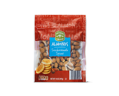 Southern Grove Snickerdoodle or Pumpkin Spiced Almonds View 2