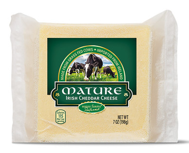 Mature Irish Cheddar Cheese