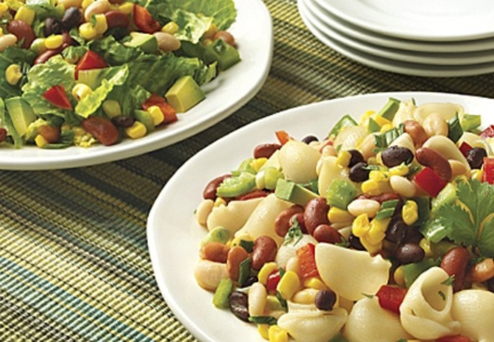 Cowboy Chopped Salad