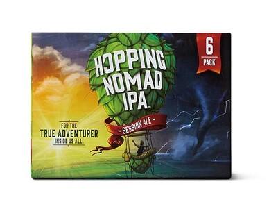 Hopping Nomad Session IPA