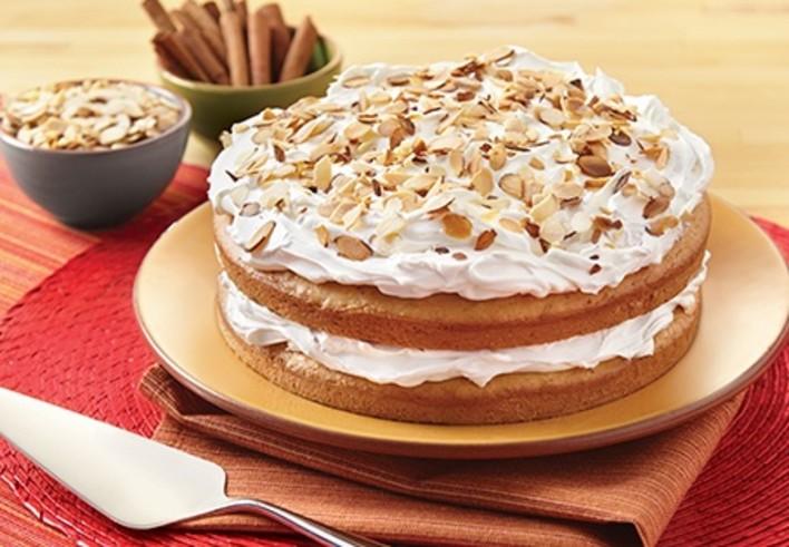 Gluten Free Horchata Cake