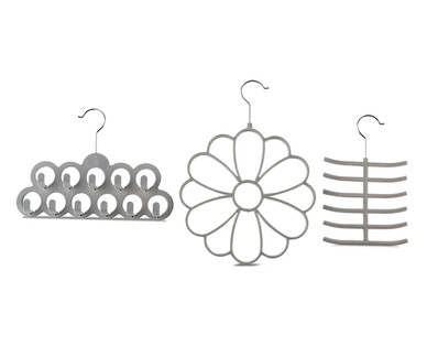 Easy Home 3-Pack Accessory Hangers View 4