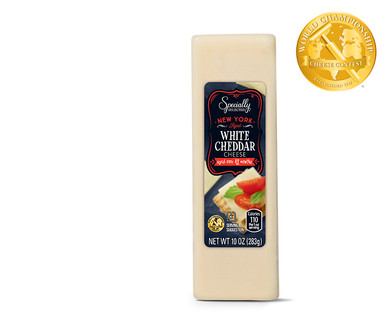 Specially Selected Aged Reserve White Cheddar