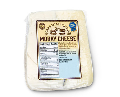 Carr Valley Mobay Cheese