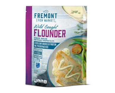 Fremont Fish Market Flounder Fillets