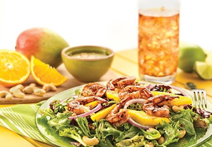 Citrus Summer Shrimp Salad