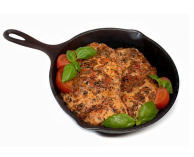 Never Any! Tomato & Basil ABF Seasoned Chicken Breasts