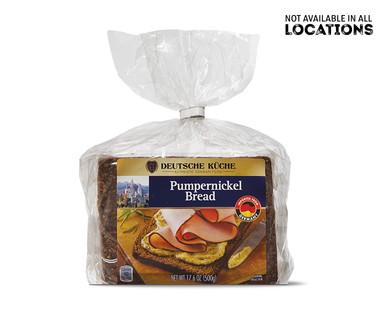 Deutsche Küche German Breads View 1