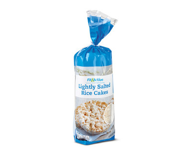 Fit & Active Lightly Salted Rice Cakes