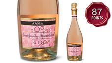 Arosa Sparkling Moscato Rosé. View Details.