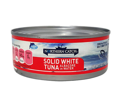Northern Catch Solid White Tuna