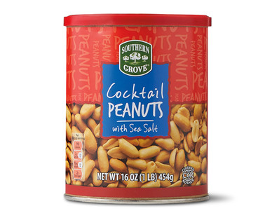 Southern Grove Cocktail Peanuts