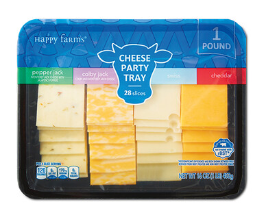Happy Farms Cheese Tray