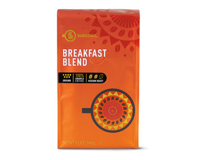 Barissimo Breakfast Blend Ground Coffee