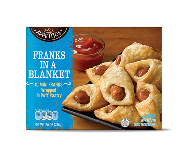 Appetitos Franks in a Blanket