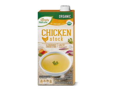 Simply Nature Organic Chicken Stock