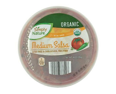 Simply Nature Organic Medium Salsa