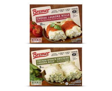 Bremer Lasagna Rolls