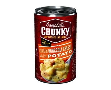 Campbell's Broccoli Cheese Potato Soup