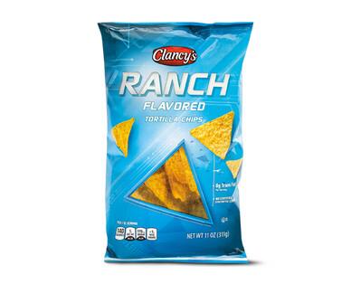 Clancy's Ranch Tortilla Chips