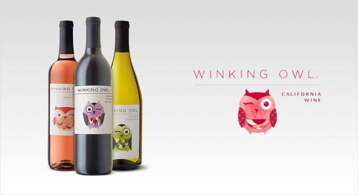 Winking Owl California Wine
