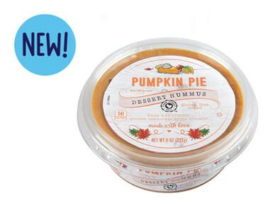 New! Park Street Deli Pumpkin Pie Dessert Hummus