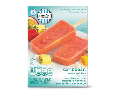 Sundae Shoppe Caribbean Fruit Bars