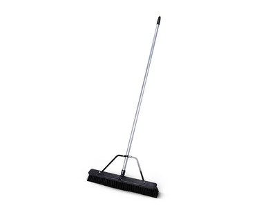 """WORKZONE 24"""" Multi-Surface or Rough Surface Heavy Duty Push Brooms View 1"""