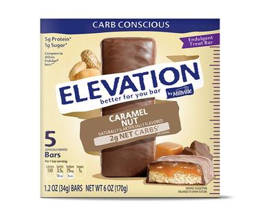 Elevation Caramel Nut Endulgent Bars