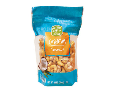 Southern Grove Coconut Cashews