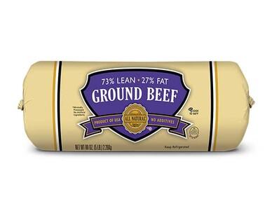 Fresh73% Lean Ground Beef