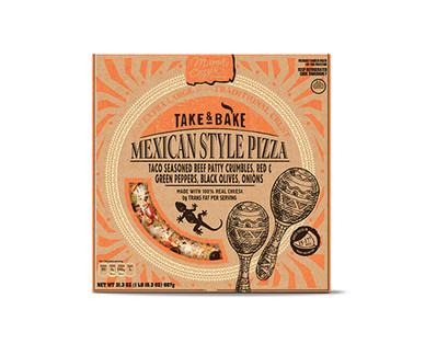 """Mama Cozzi's 16"""" Traditional Crust Mexican Style Deli Pizza"""