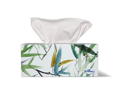 Willow Facial Tissues - Plants Box