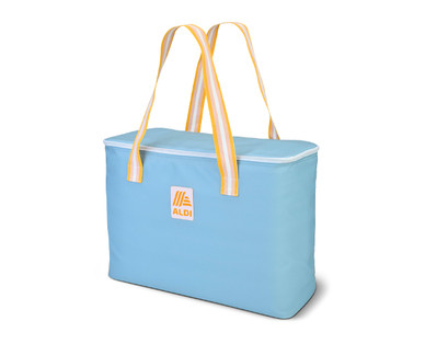 ALDI Light Blue Insulated Thermal Bag