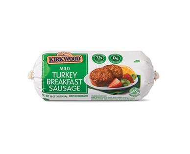 Kirkwood Turkey Breakfast Sausage