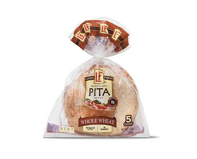 L'oven Fresh Whole Wheat Pita Bread