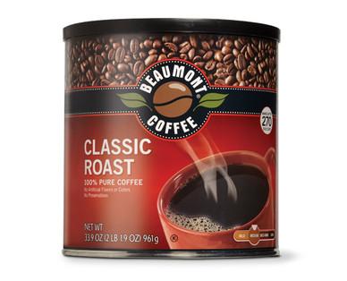 Beaumont Classic Roast Coffee