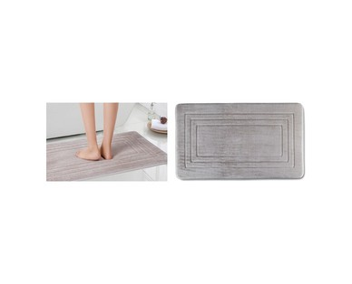 "Huntington Home 20"" x 34"" Memory Foam Bath Mat View 2"