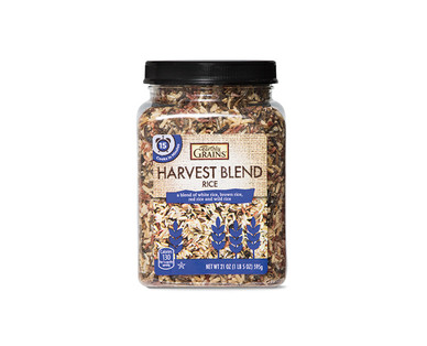 Earthly Grains Arborio or Harvest Blend Rice View 2